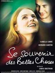 sortie dvd  Se Souvenir Des Belles Choses
