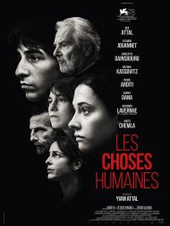 sortie dvd  Les Choses Humaines