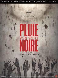 sortie dvd  Pluie Noire