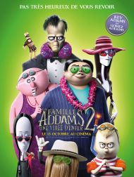 sortie dvd  La Famille Addams 2 : Une Virée D'enfer
