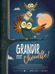 sortie dvd  Grandir C'est Chouette!