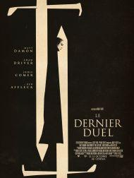 sortie dvd  Le Dernier Duel
