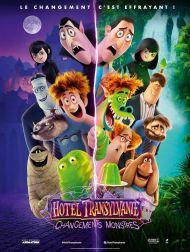 sortie dvd  Hôtel Transylvanie : Changements Monstres