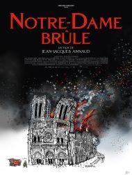 sortie dvd  Notre-Dame Brûle