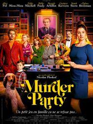 sortie dvd  Murder Party