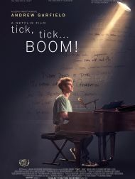 sortie dvd  Tick, Tick…Boom!