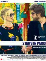 sortie dvd  2 Days In Paris