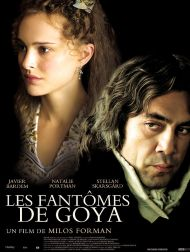 sortie dvd  Les Fantômes De Goya