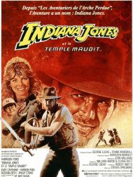 sortie dvd	  Indiana Jones Et Le Temple Maudit
