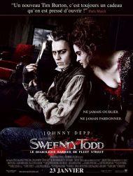 sortie dvd  Sweeney Todd