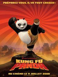 sortie dvd  Kung Fu Panda
