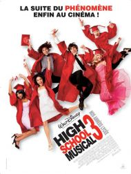 sortie dvd	  High School Musical 3
