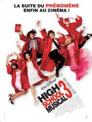 sortie dvd  High School Musical 3