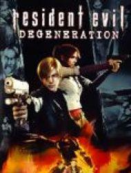 sortie dvd  Resident Evil - Degeneration