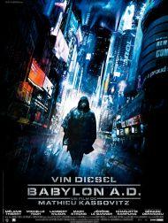 sortie dvd  Babylon AD