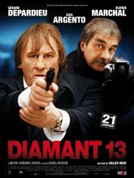 sortie dvd  Diamant 13