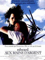 sortie dvd  Edward Aux Mains D'argent