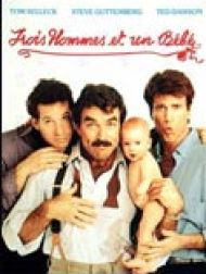 sortie dvd  Trois Hommes Et Un Bébé