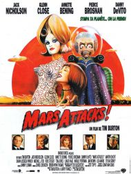 sortie dvd	  Mars Attacks