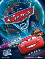 sortie dvd  Cars 2