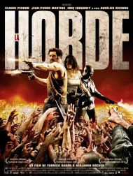 sortie dvd  La Horde