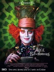 sortie dvd  Alice Au Pays Des Merveilles - Tim Burton