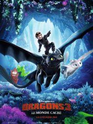 sortie dvd  Dragons 3 : Le Monde Caché