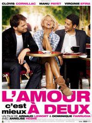 sortie dvd  L'Amour C'est Mieux à Deux
