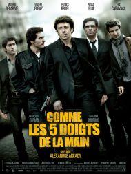 sortie dvd  Comme Les 5 Doigts De La Main