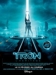 sortie dvd  Tron L'héritage