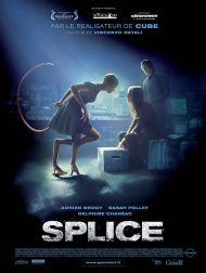 sortie dvd  Splice