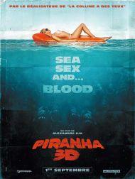 sortie dvd  Piranha 3D