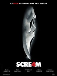 sortie dvd  Scream 4