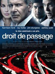 sortie dvd  Droit De Passage