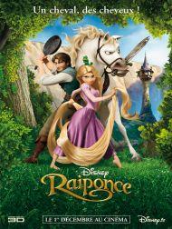 sortie dvd  Raiponce