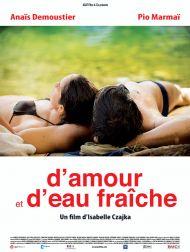 sortie dvd  D'amour et d'eau fraiche