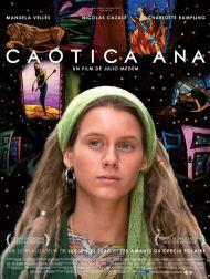 sortie dvd  Caotica Ana