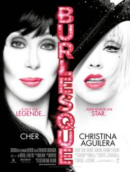 sortie dvd  Burlesque