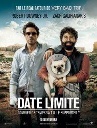 sortie dvd  Date Limite