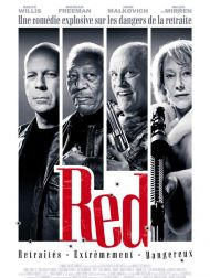 sortie dvd  Red