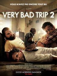 sortie dvd  Very Bad Trip 2