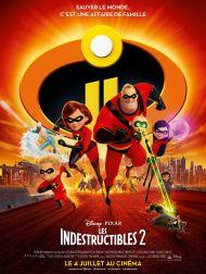 sortie dvd  Les Indestructibles 2