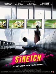 sortie dvd  Stretch