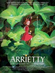 sortie dvd  Arietty Le Petit Monde Des Chapardeurs