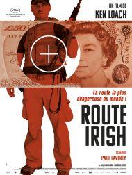 sortie dvd  Route Irish
