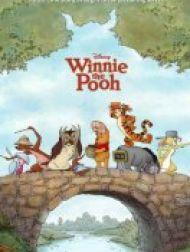 sortie dvd  Winnie L'Ourson - Bienvenue dans la forêt des rêves bleus