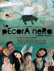 sortie dvd  La pecora nera