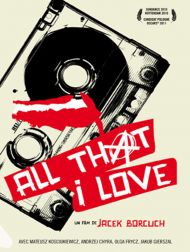 sortie dvd  All that i love