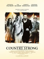sortie dvd  Country Strong