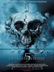 sortie dvd  Destination Finale 5